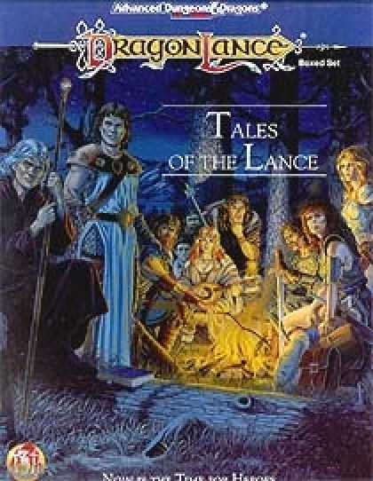 Role Playing Games - Tales of the Lance