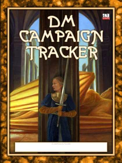 Role Playing Games - DM Campaign Tracker