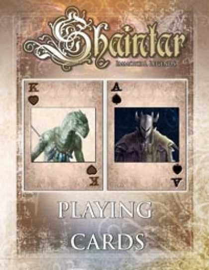 Role Playing Games - Playing Cards: Shaintar