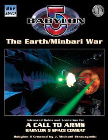 Role Playing Games - The Earth/Minbari War
