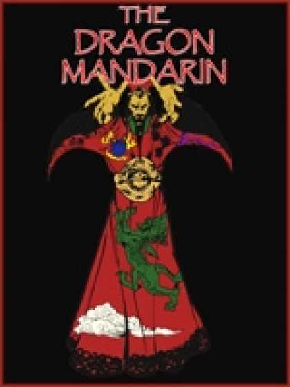 Role Playing Games - The Dragon Mandarin - PDF