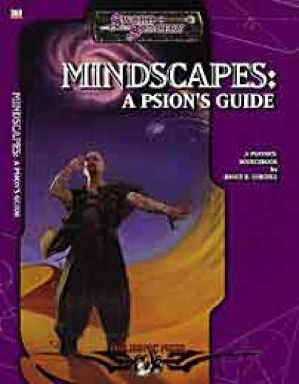 Role Playing Games - Mindscapes: A Psion's Guide