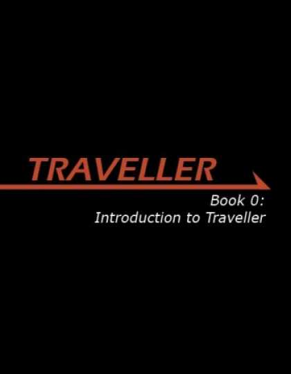 Role Playing Games - Book Zero: Introduction to Traveller