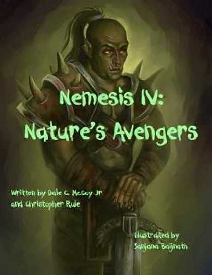 Role Playing Games - Nemesis IV: Nature's Avengers