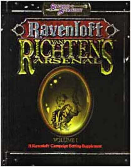Role Playing Games - Van Richten's Arsenal Volume 1