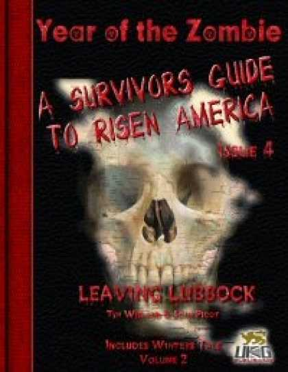 Role Playing Games - Year of the Zombie: A Survivors Guide to Risen America - Issue 4