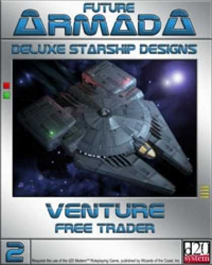 Role Playing Games - Future Armada: Venture
