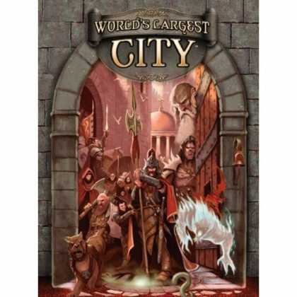 Role Playing Games - World's Largest City
