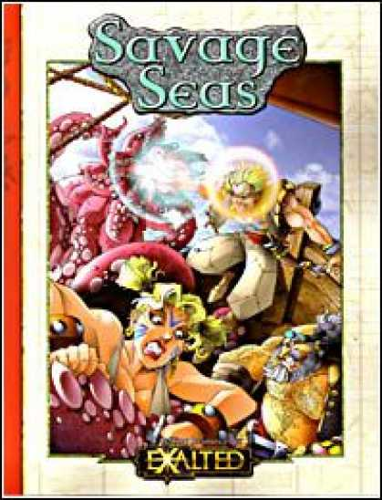 Role Playing Games - Savage Seas