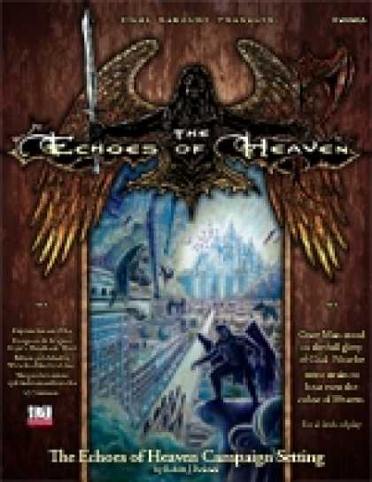 Role Playing Games - The Echoes of Heaven/The Throne of God (OGL Version)