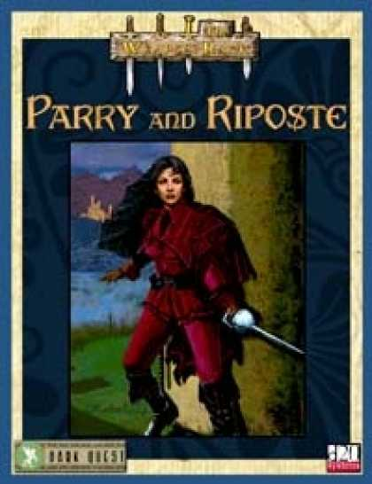 Role Playing Games - Parry and Riposte