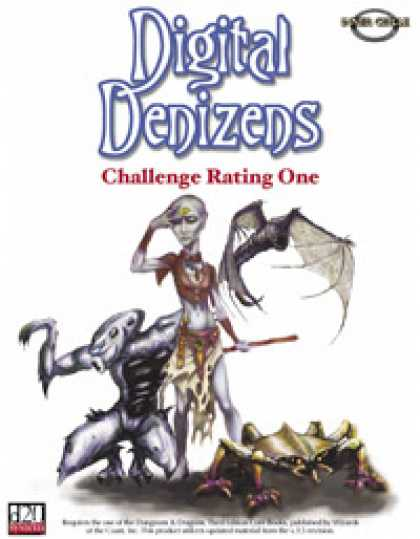 Role Playing Games - Digital Denizens: Challenge Rating One