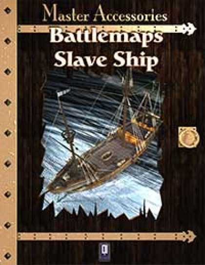Role Playing Games - Battlemaps: Slave Ship