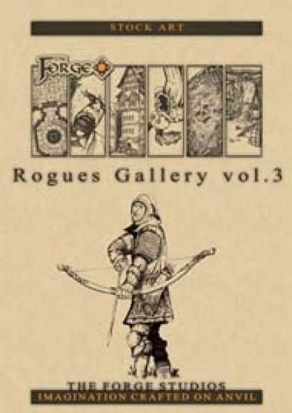 Role Playing Games - Rogues Gallery vol.3