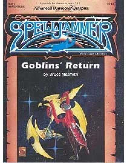 Role Playing Games - SJS1 - Goblin's Return