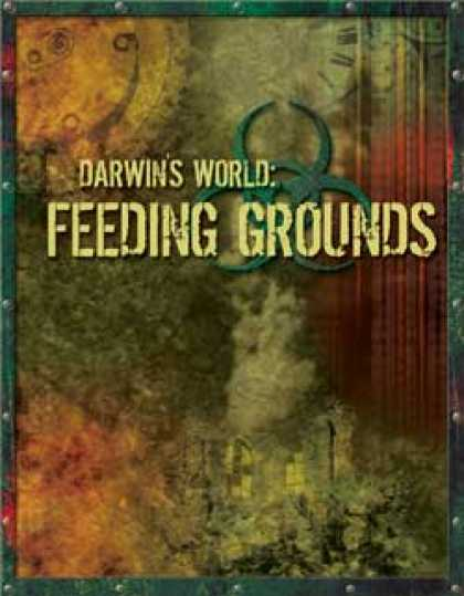 Role Playing Games - Darwin's World: Feeding Grounds (Gencon 2006 Adventure)