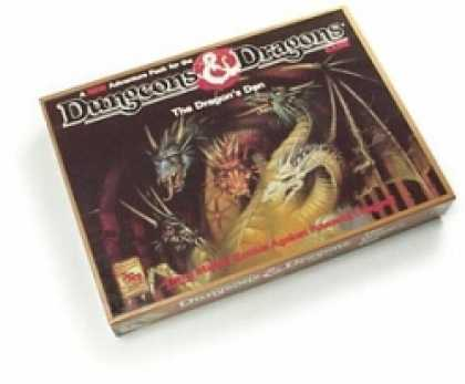 Role Playing Games - The Dragon's Den