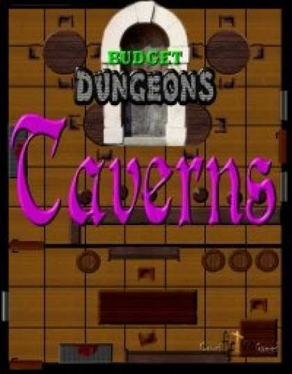 Role Playing Games - Budget Dungeons: Taverns