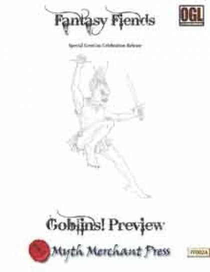 Role Playing Games - Goblins! Preview