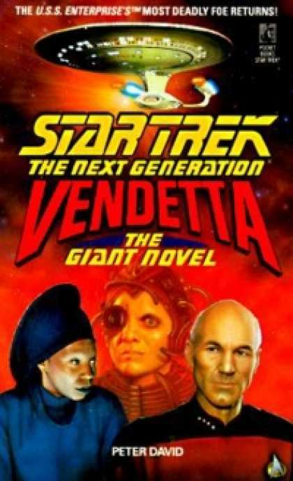 Role Playing Games - Star Trek: The Next Generation: Vendetta