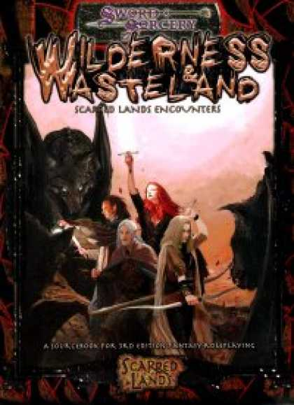 Role Playing Games - Wilderness & Wasteland