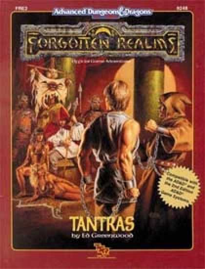 Role Playing Games - Tantras