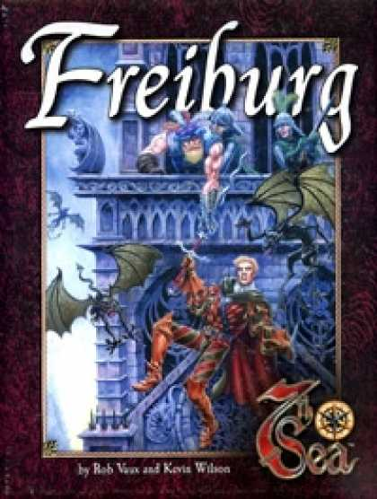 Role Playing Games - Freiburg (Boxed Set)