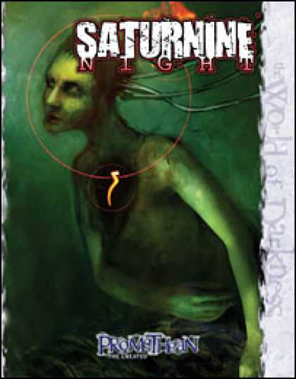 Role Playing Games - Saturnine Night