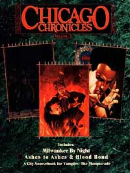 Role Playing Games - Chicago Chronicles Volume 3