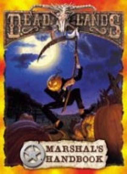 Role Playing Games - PEG1101 Deadlands Marshal's Handbook