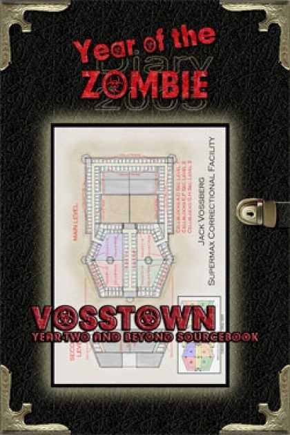 Role Playing Games - Year of the Zombie: Vosstown