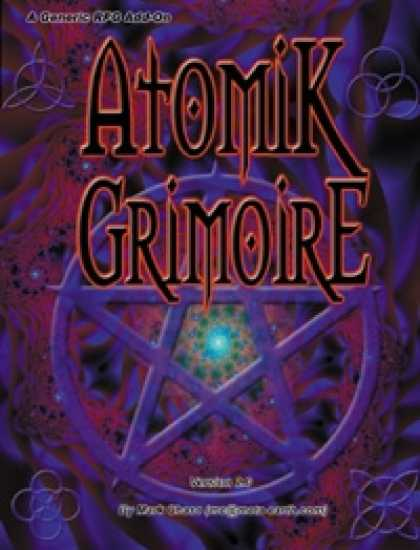 Role Playing Games - Atomik Grimoire