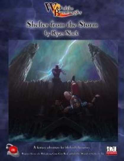 Role Playing Games - War of the Burning Sky #3: Shelter from the Storm