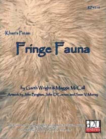 Role Playing Games - Fringe Fauna
