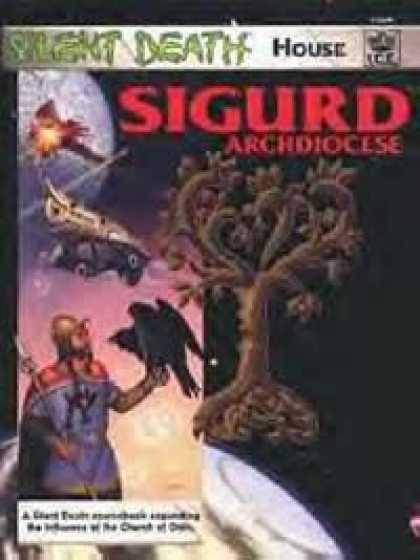 Role Playing Games - Sigurd Archdiocese (Silent Death House book) PDF