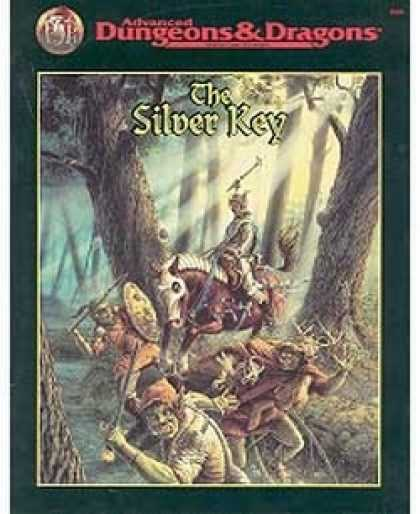 Role Playing Games - The Silver Key
