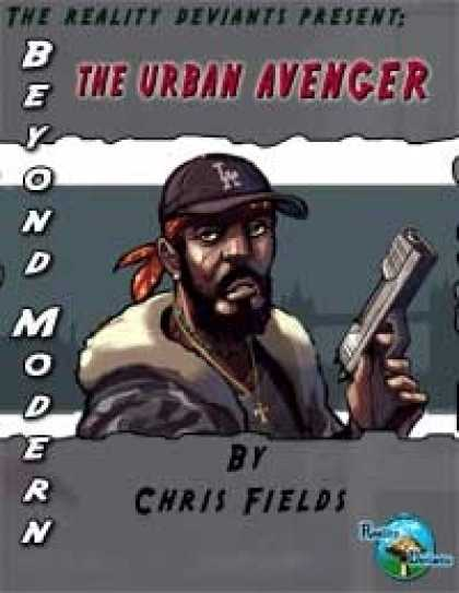 Role Playing Games - Beyond Modern: The Urban Avenger