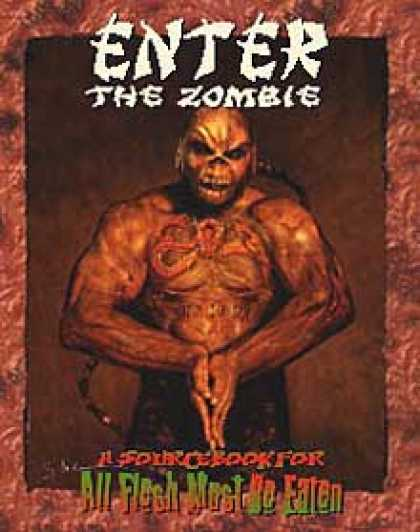 Role Playing Games - Enter the Zombie