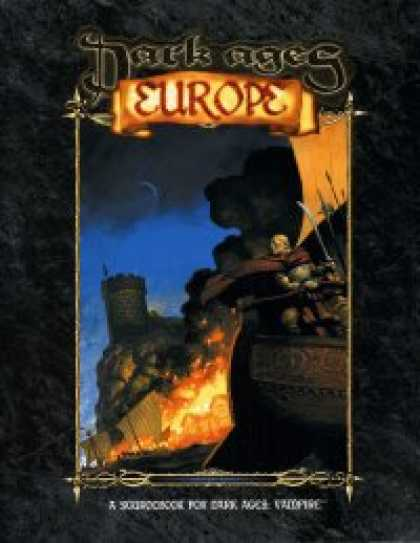 Role Playing Games - Dark Ages Europe