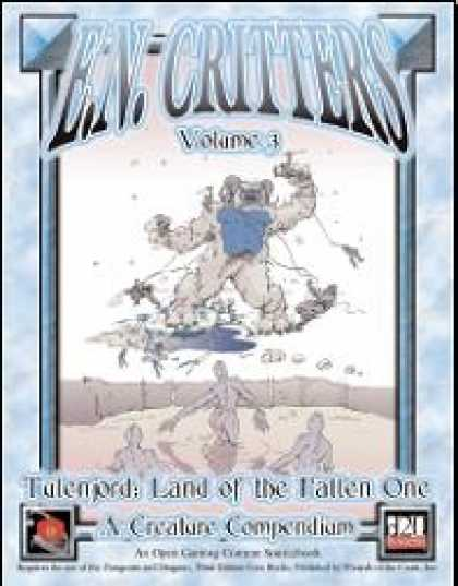 Role Playing Games - E.N. Critters - Tulenjord: Land of the Fallen One