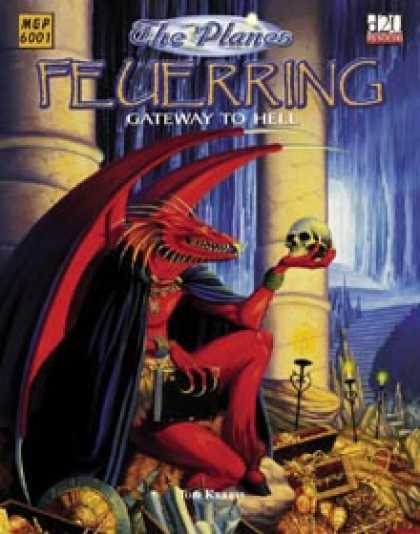 Role Playing Games - The Planes - Feuerring