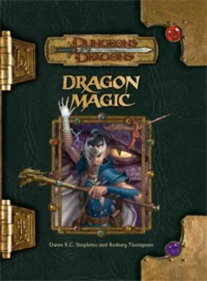 Role Playing Games - Dragon Magic