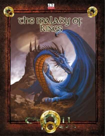 Role Playing Games - The Malady of Kings