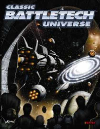 Role Playing Games - Classic BattleTech Universe Book