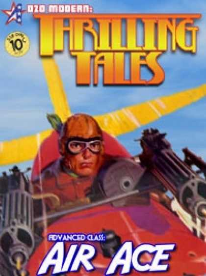 Role Playing Games - THRILLING TALES: Advanced Class- AIR ACE