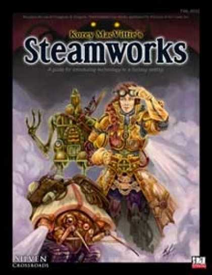 Role Playing Games - Steamworks Deluxe edition