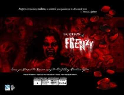 Role Playing Games - Scenes of Frenzy (Vampire: The Requiem)