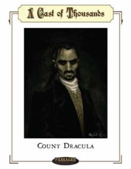 Role Playing Games - Cast of Thousands - Count Dracula