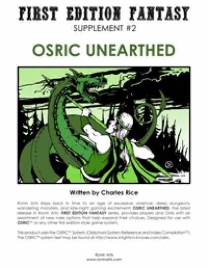 Role Playing Games - OSRIC Unearthed
