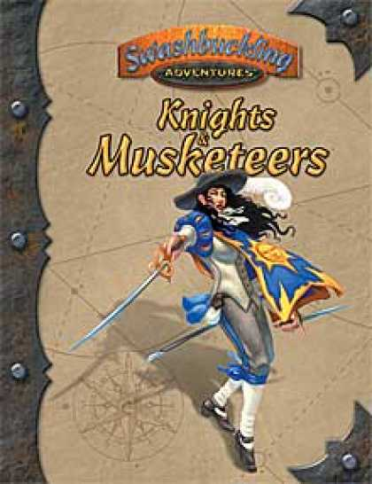 Role Playing Games - Knights and Musketeers